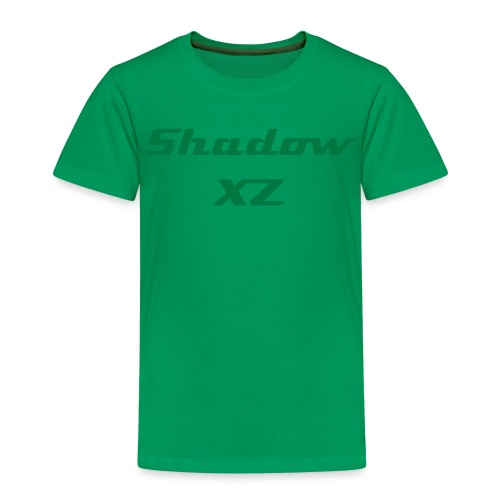 Shadow XZ - Premium T-skjorte for barn