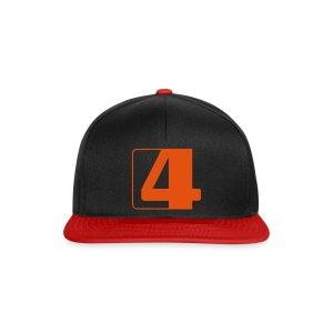 The 4 Basecap - Snapback Cap