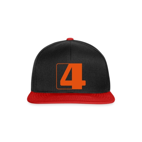 The 4 Basecap - Snapback Cap