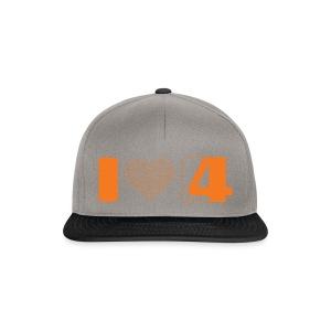 I love S4G Basecap - Snapback Cap