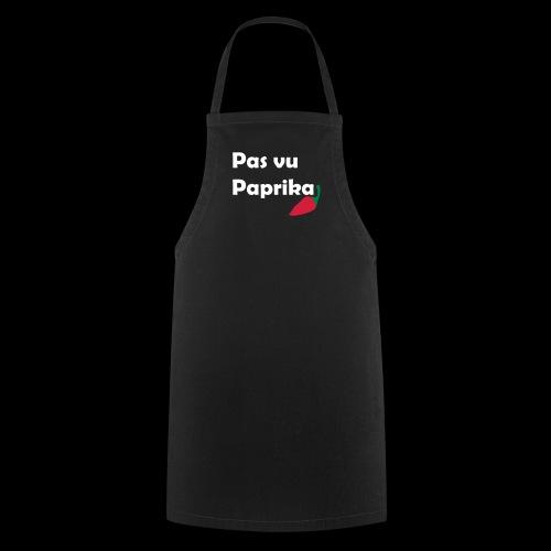 Paprika - Tablier de cuisine