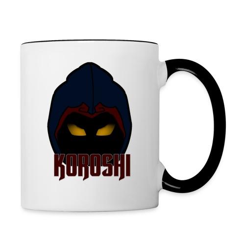 Skill Coffee - Right handed v3 - Contrasting Mug