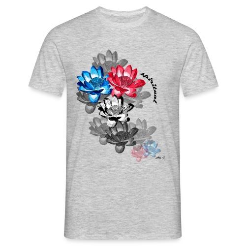 Loto-Spiritual Uomo - Men's T-Shirt