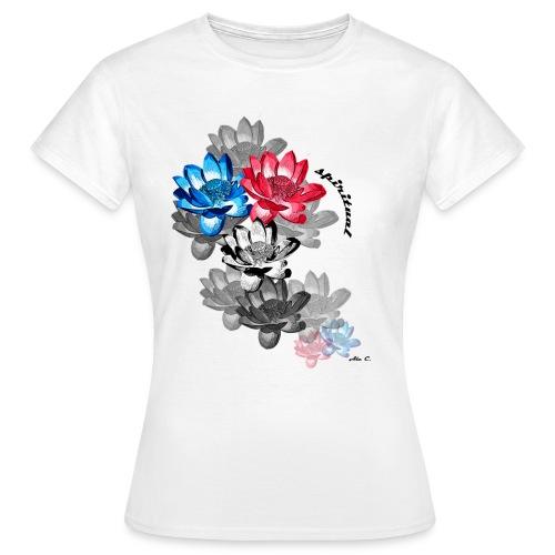 Loto Spiritual - Women's T-Shirt