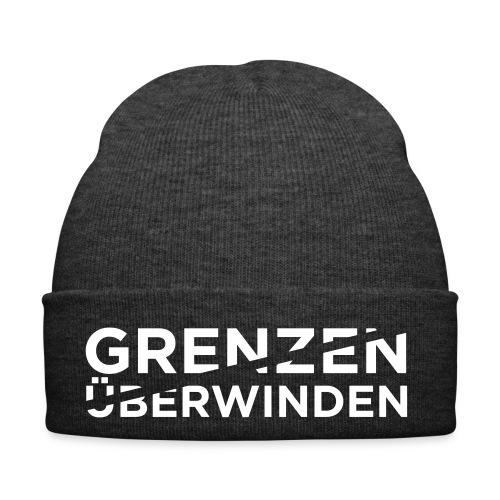 GÜ-Beanie | grau - Wintermütze