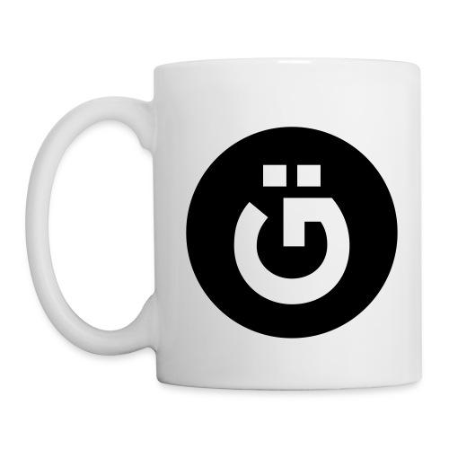 GÜ-Tasse | weiß - Tasse