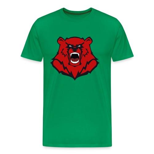 Bärenshirt - Männer Premium T-Shirt