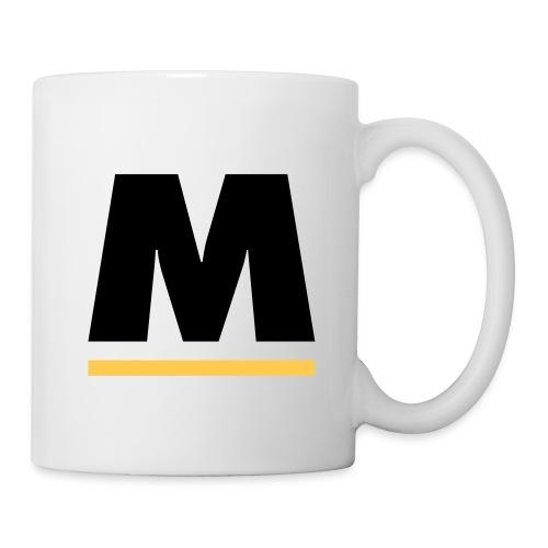 Motpolmugg (vit) - Mugg