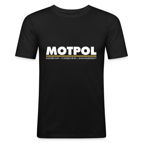 T-tröja: Motpol - Slim Fit T-shirt herr