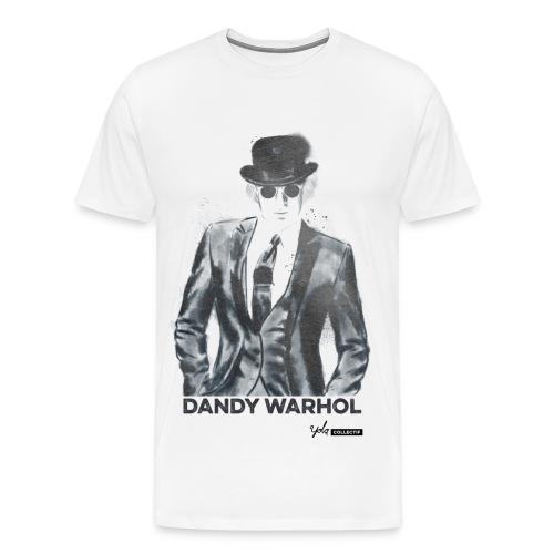 DANDY WARHOL - T-shirt Premium Homme