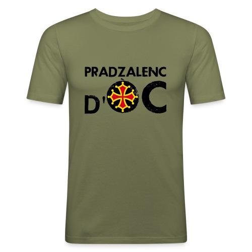 Maglietta uomo Pradzalenc d'Oc - Maglietta aderente da uomo