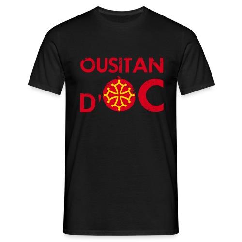 Maglietta uomo Ousitan d'Oc - Maglietta da uomo