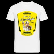 T-Shirts ~ Men's T-Shirt ~ Hog In The Limelight - Men's