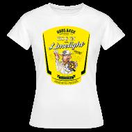 T-Shirts ~ Women's T-Shirt ~ Hog In The Limelight - Women's