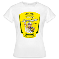 T-Shirts ~ Women's T-Shirt ~ Hog In The Limelight - Women's