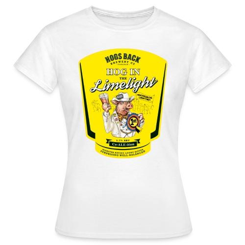 Hog In The Limelight - Women's - Women's T-Shirt