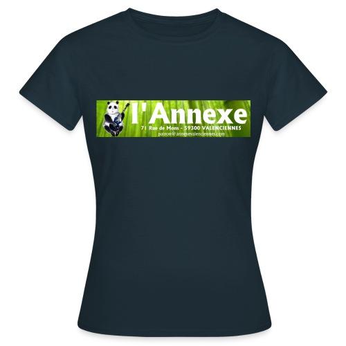 T Shirt l'Annexe Saison 2 - Femme - T-shirt Femme