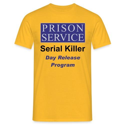 Serial Killer - Men's T-Shirt