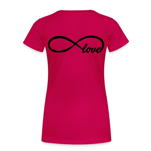 love - Frauen Premium T-Shirt