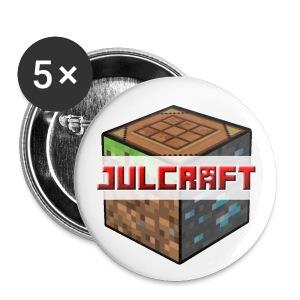 Julcraft Button / mittel - Buttons mittel 32 mm