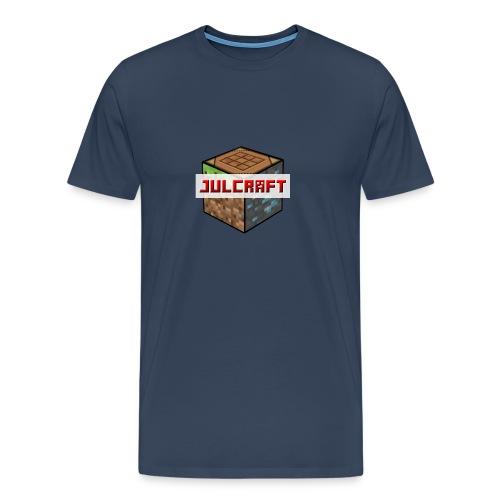 Julcraft-Logo / Jungs - Männer Premium T-Shirt