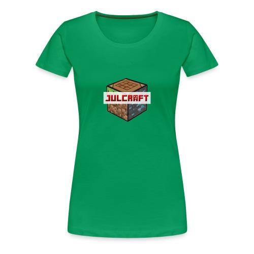 Julcraft-Logo / Mädchen - Frauen Premium T-Shirt