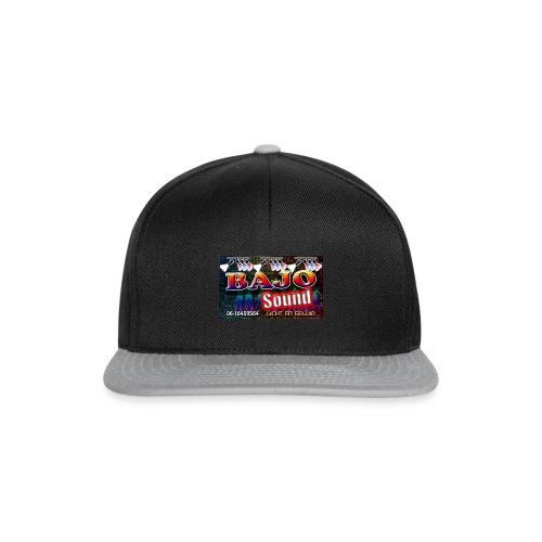 pet bajo sound - Snapback cap