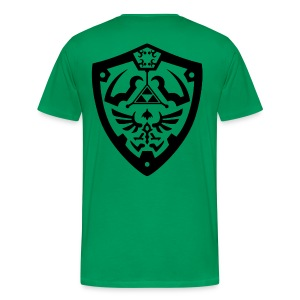 Hylian Shield - T-shirt Premium Homme