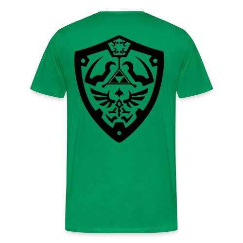 Hylian Shield - T-shirt Premium Homme