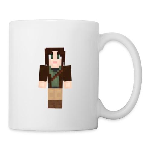 Kaffeetasse mit MissPepperpot - Tasse