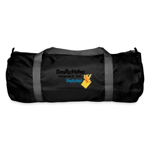 Sporttasche-rot / DVDI-Logo - Sporttasche