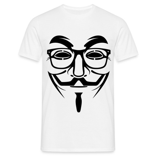 ANONYMOUSTELO - T-shirt Homme