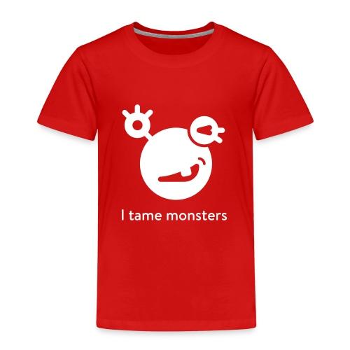 mySugr T-Shirt: I tame - Kinder Premium T-Shirt