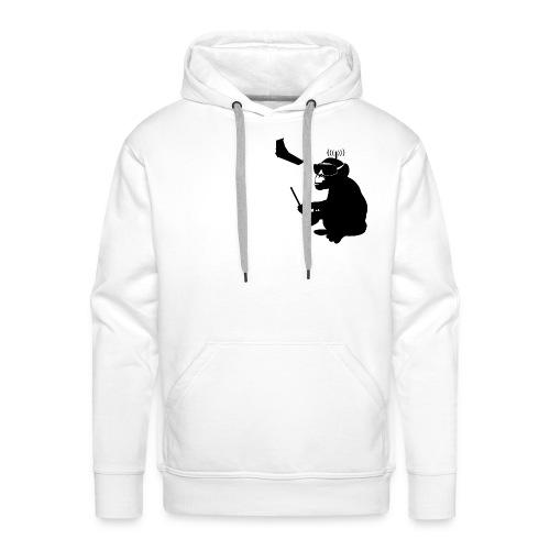 fpv monkey rc modellflug - Männer Premium Hoodie