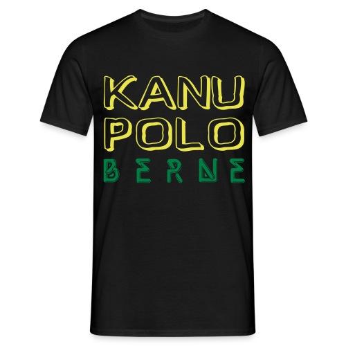 Shirt Berne gelb/grün - Männer T-Shirt