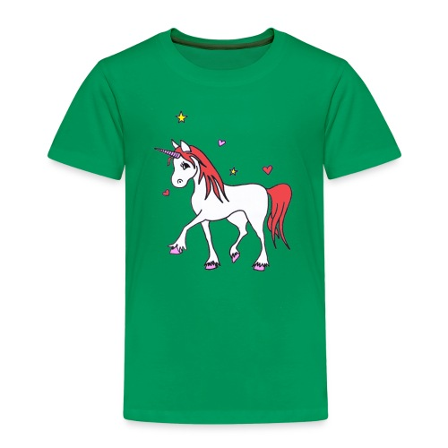 La licorne - Kinder Premium T-Shirt
