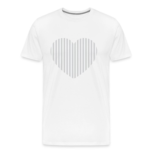 Heart Men - Men's Premium T-Shirt