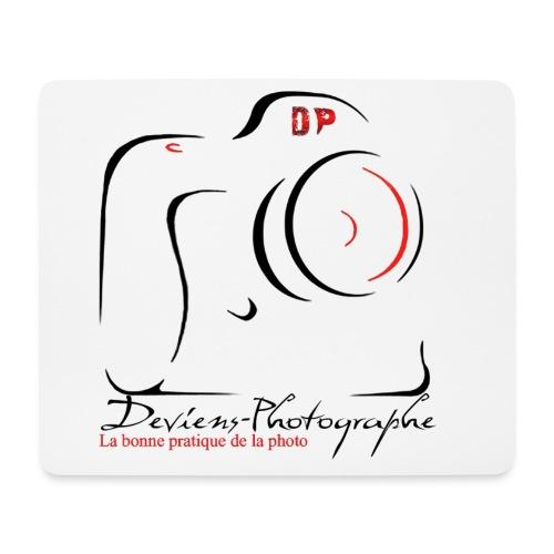 Tapis de souris logo - Tapis de souris (format paysage)