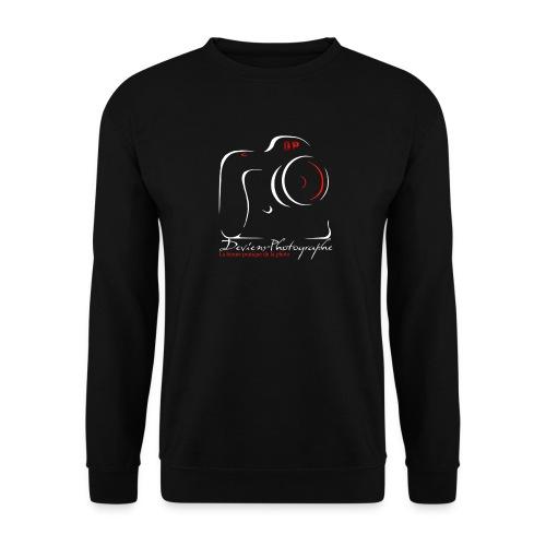 Sweat-shirt Homme foncé grand logo - Sweat-shirt Homme