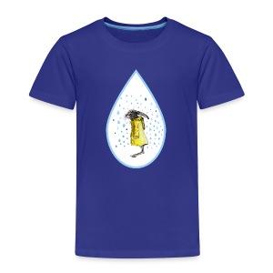 Im Regen stehen - Kinder Premium T-Shirt