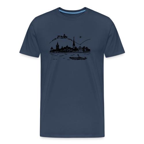 Stein am Rhein - Männer Premium T-Shirt
