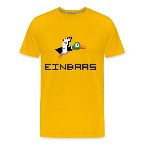 Einbaas - Mannen Premium T-shirt