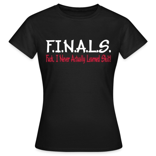 AK15 - FINALS - Frauen T-Shirt