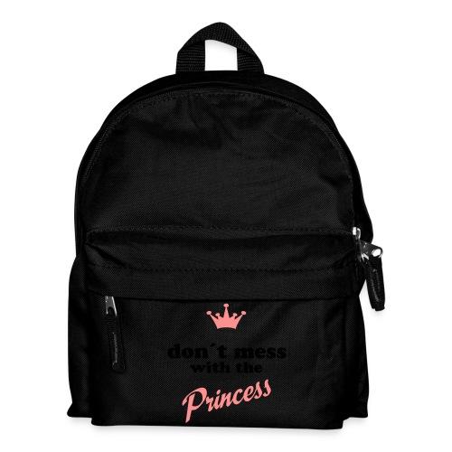 d b c      princess bag - Kids' Backpack