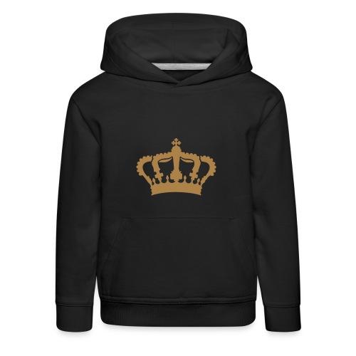 King Hoodie - Kinder Premium Hoodie