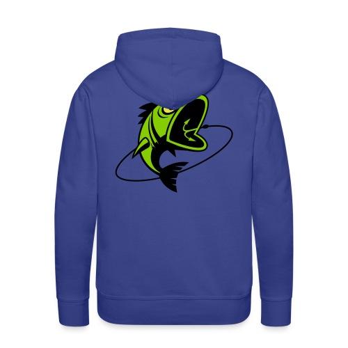 VL107B_BigFish_3c Pullover & Hoodies - Männer Premium Hoodie
