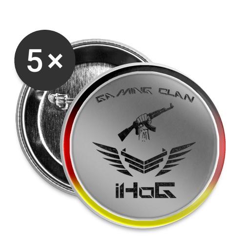 iHoG Pin - Buttons mittel 32 mm