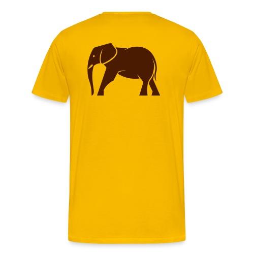 Kainuk Empowment T-Shirt - Mannen Premium T-shirt