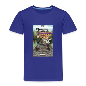 Dennis & Guntram (Kinder T-Shirt) - Kinder Premium T-Shirt