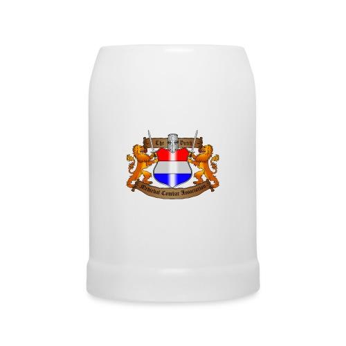 TDMCA Logo Tankard - Bierpul